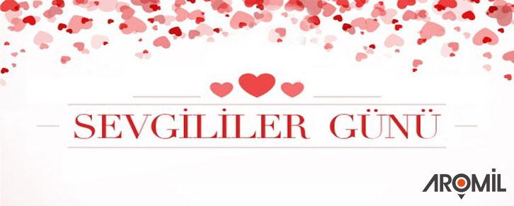 14 Şubat 2017 Sevgililer Gününüz Kutlu Olsun